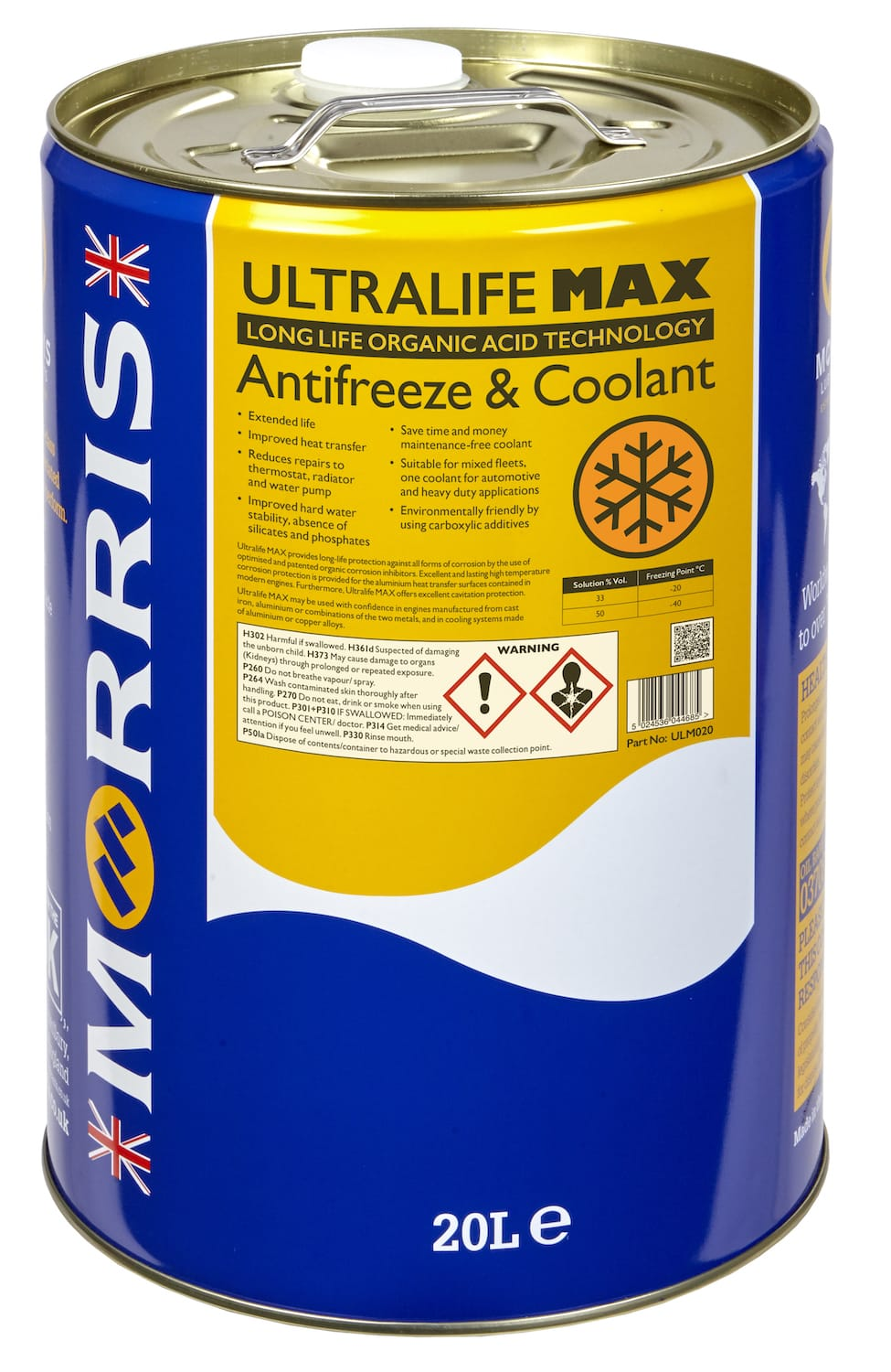 Ultralife Max Antifreeze