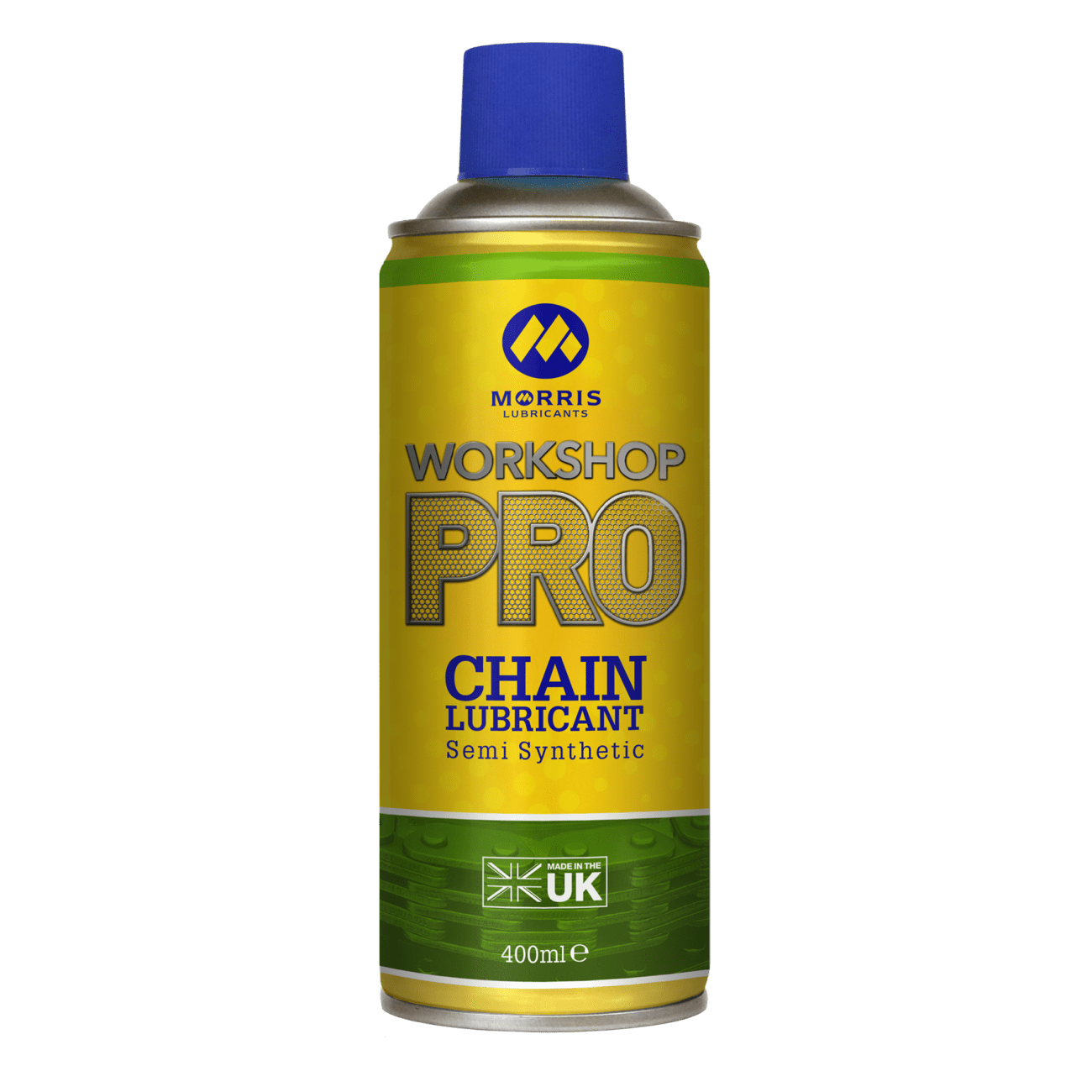 Workshop Pro Chain Lubricant Semi Synthetic (Formerly Croma Aerosol)