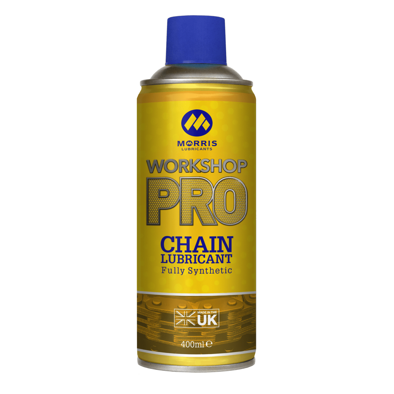Workshop Pro Chain Lubricant Fully Synthetic (Formerly MLR Chain Lube)