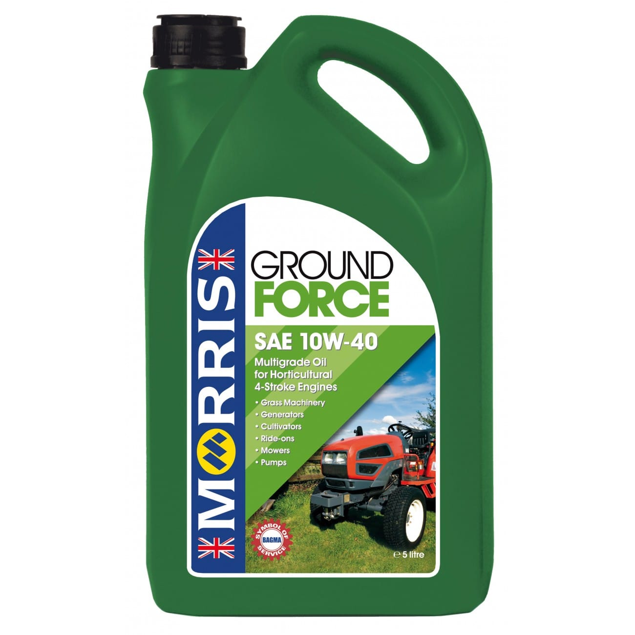 Ground Force SAE 10W-40 Engine Oil