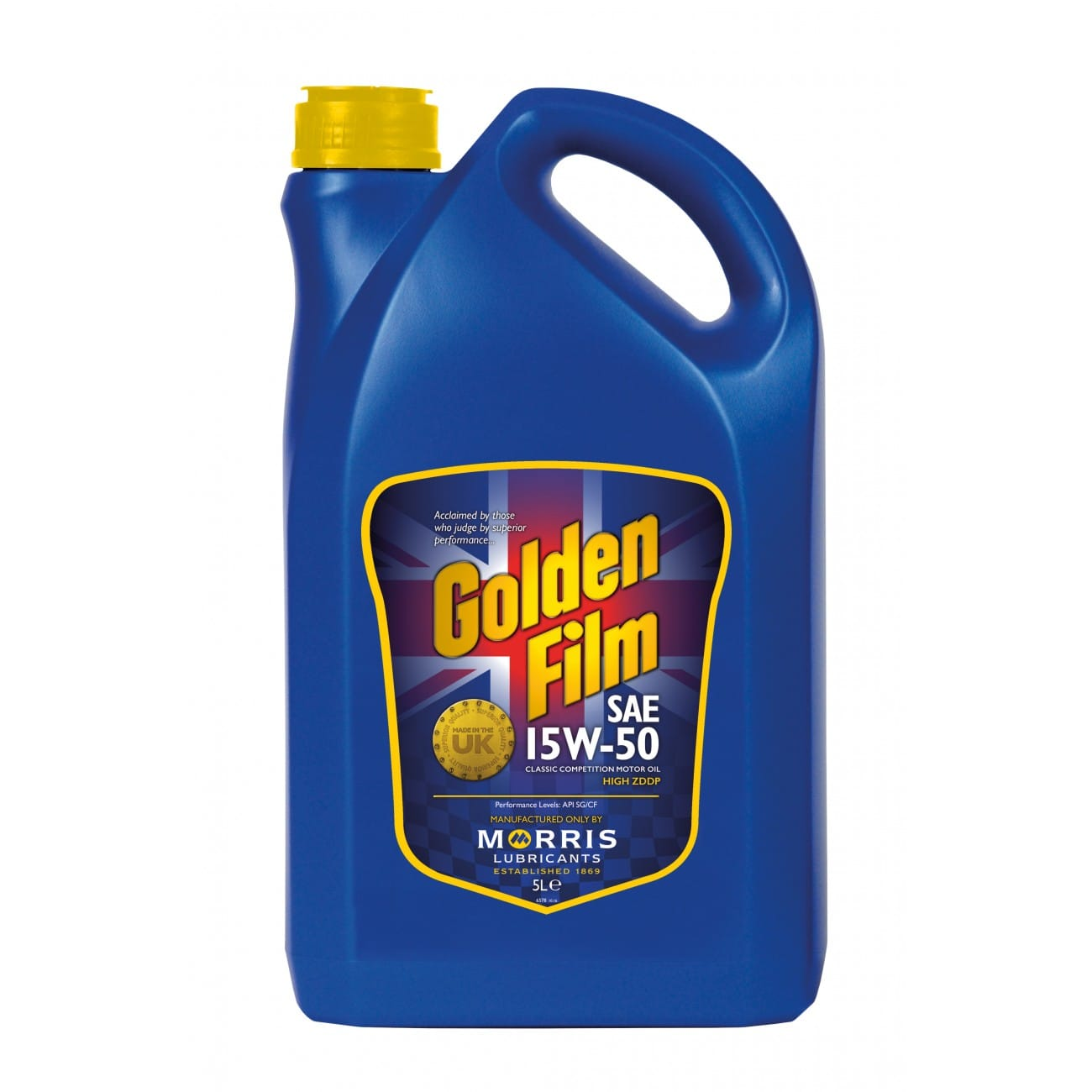 Golden Film 15W-50 Classic Competition Motor Oil