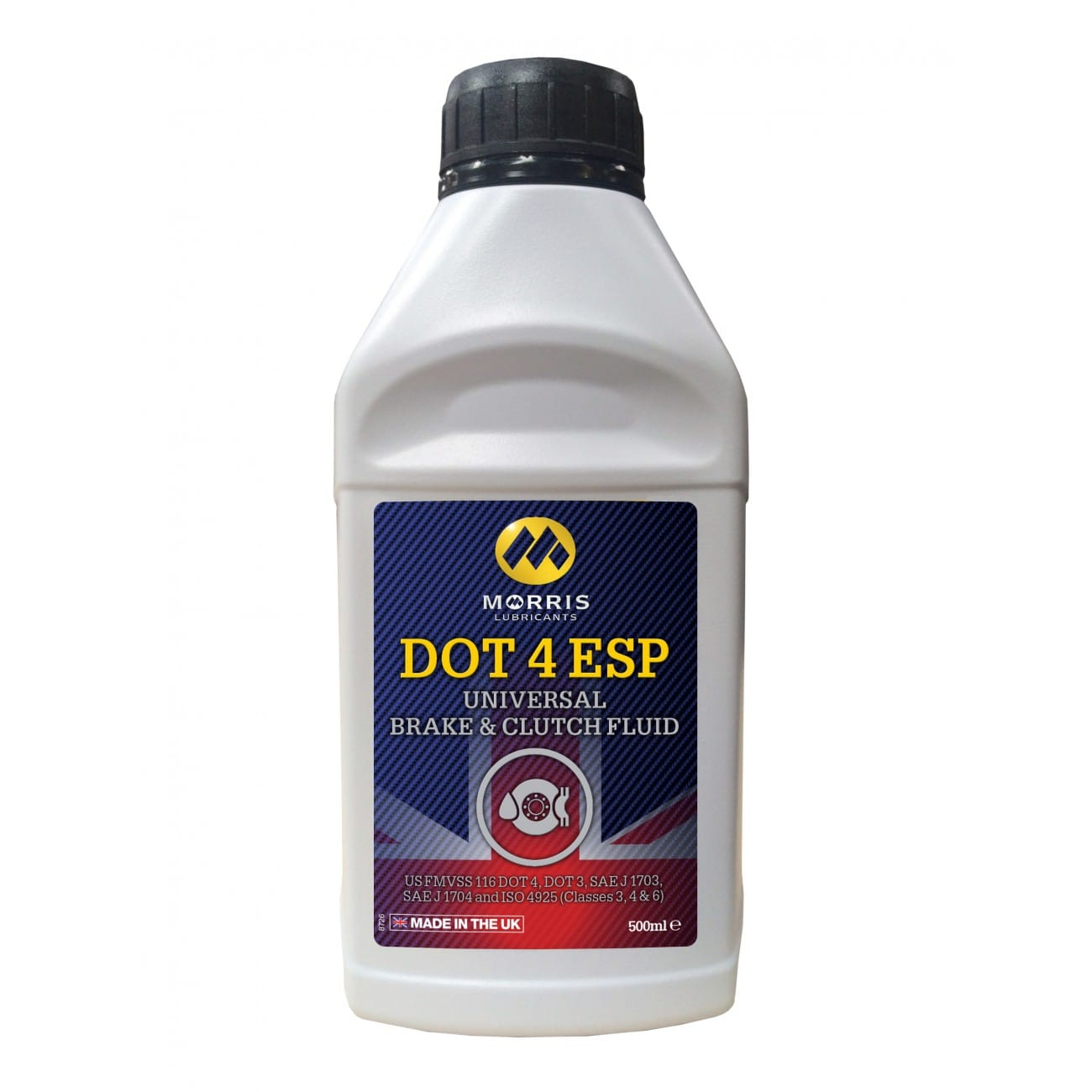 DOT 4 ESP Brake Fluid
